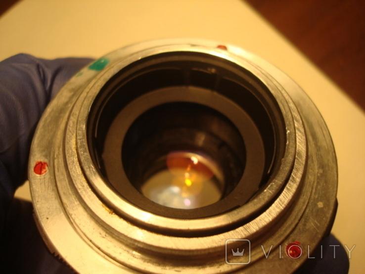 Фотоаппарат ФЭД-5В  И-61Л/Д  2,8/55  №8421292, фото №12