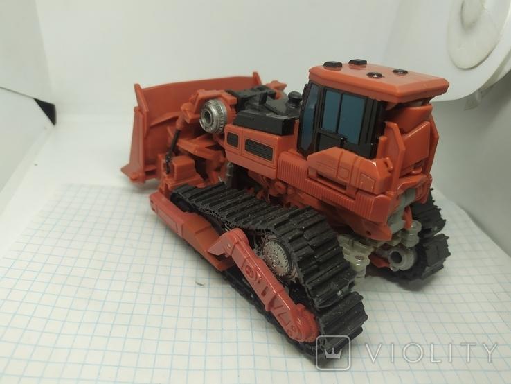 Трактор - трансформер (12.20), фото №6
