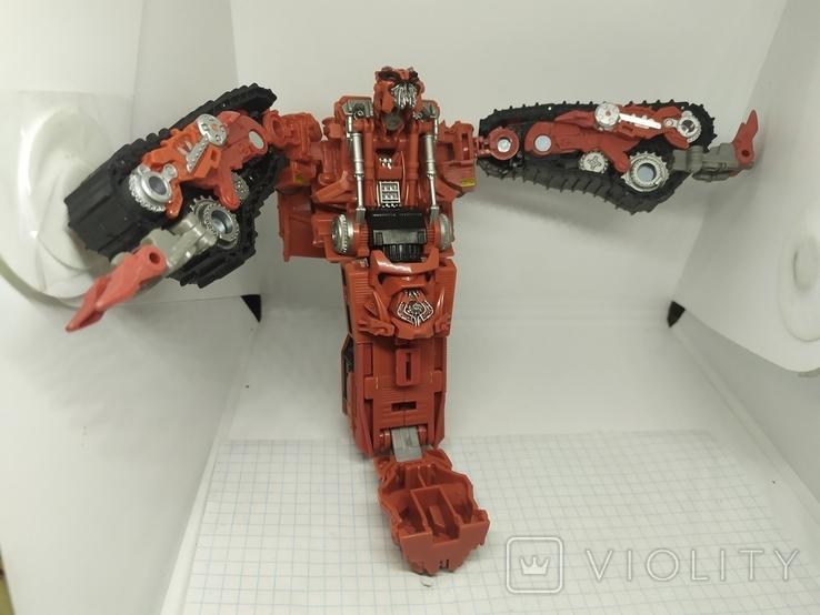 Трактор - трансформер (12.20), фото №10