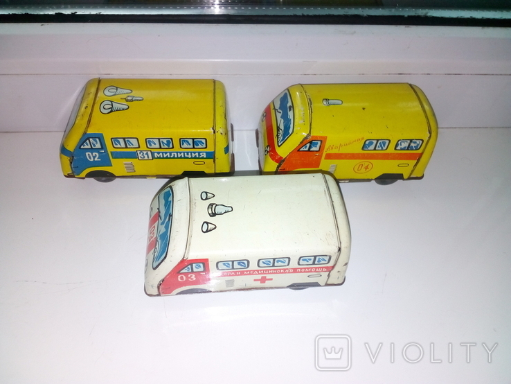 Машинки СССР., фото №2