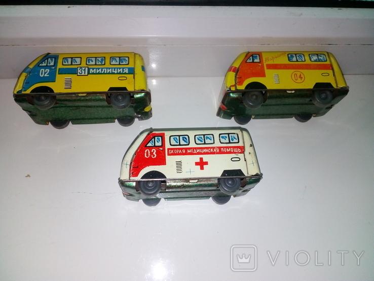 Машинки СССР., фото №3