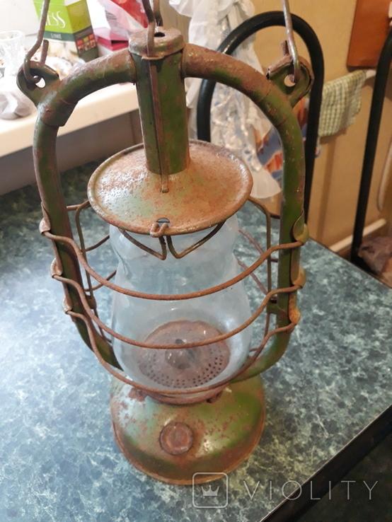 Керасиновая лампа, фото №2