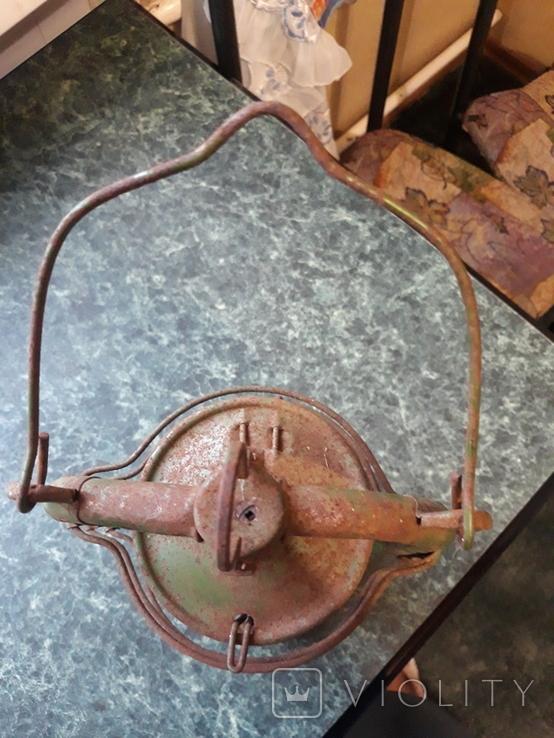 Керасиновая лампа, фото №3