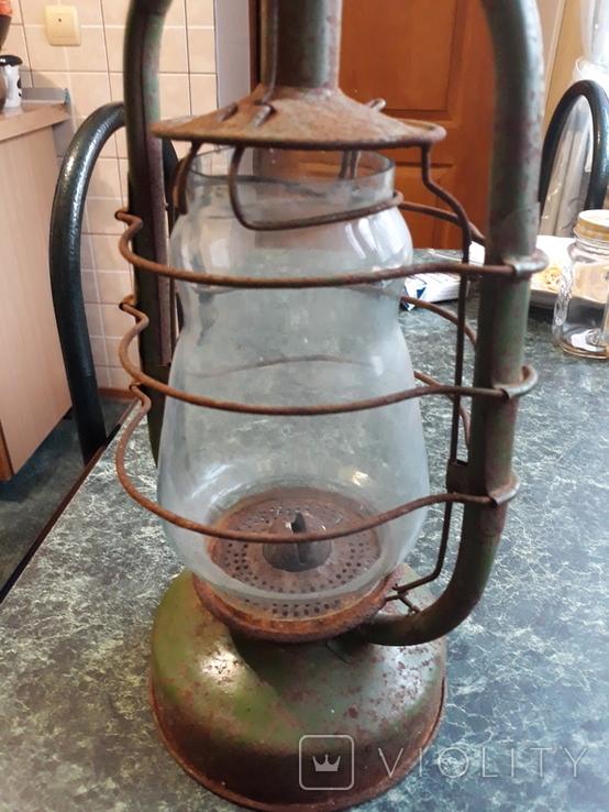 Керасиновая лампа, фото №5