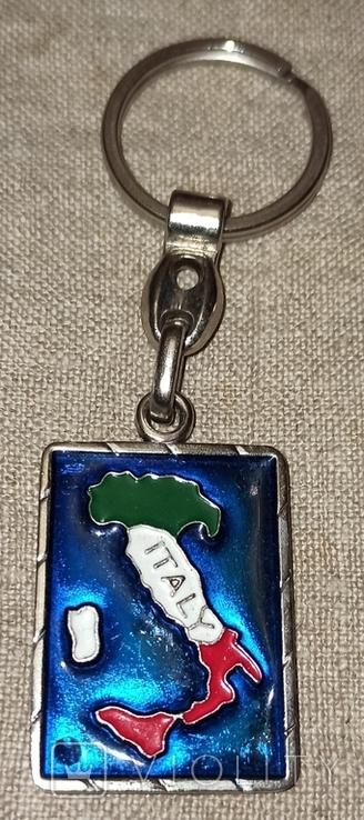 Брелок Италия в эмалях, фото №2