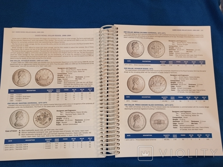 Canadian Coins Catalogue, фото №4