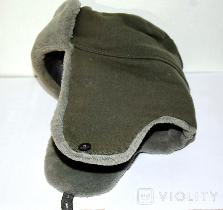 Военная шапка ГДР, фото №5