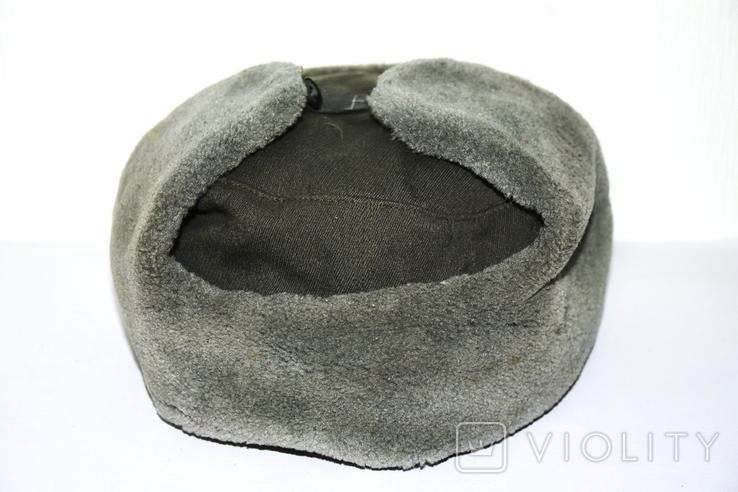 Военная шапка ГДР, фото №6