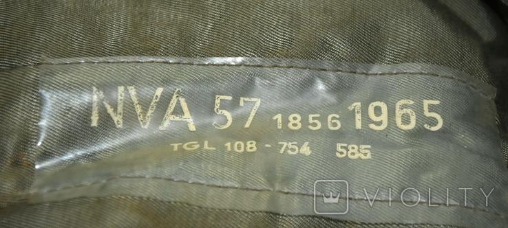 Военная шапка ГДР, фото №7