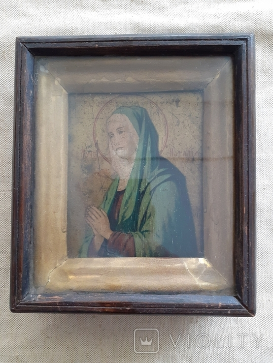 Икона Св. мученица Наталья., фото №2