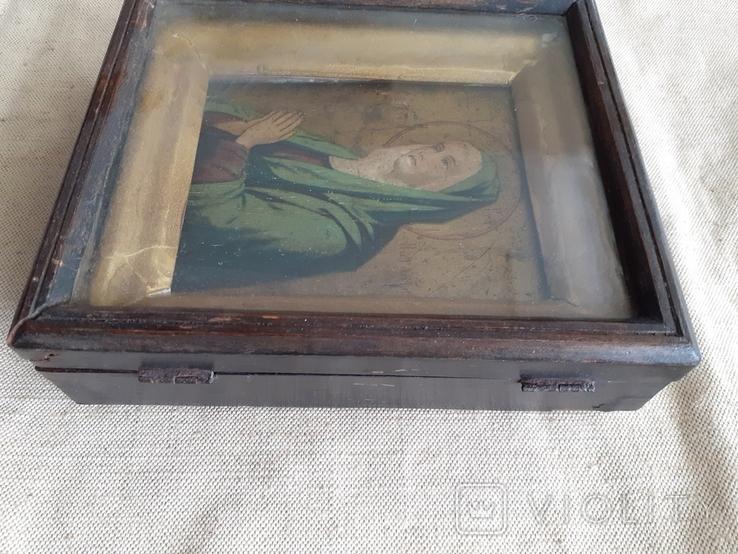 Икона Св. мученица Наталья., фото №6