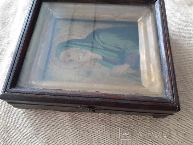 Икона Св. мученица Наталья., фото №7