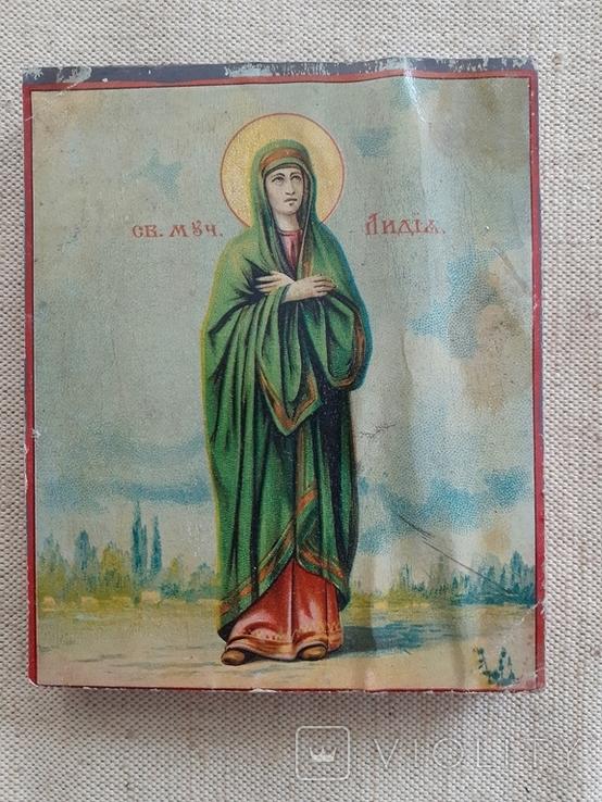 Икона Св. мученица Наталья., фото №10