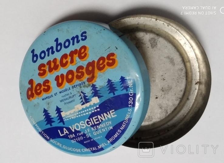 Баночка от сладостей Франция, фото №6