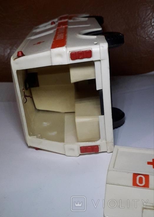 Машинка из СССР Раф 2203 скорая помощь , на реставрацию или запчасти, фото №10