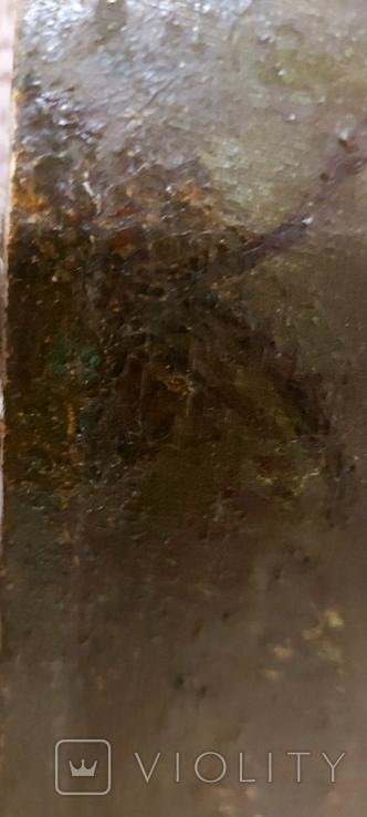 Старинная картина, фото №7