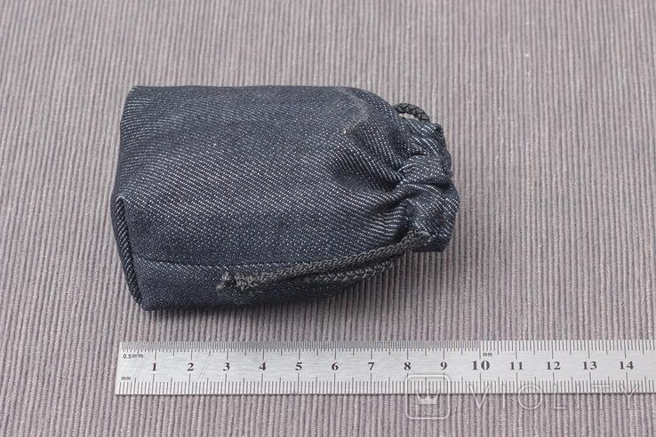 Плотные мешочеки с подкладкой. 3 шт. (10см), фото №6