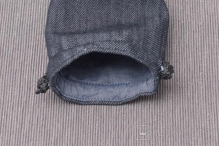 Плотные мешочеки с подкладкой. 3 шт. (10см), фото №8