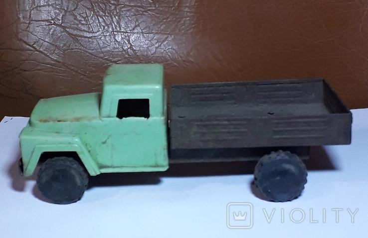 Машинка ГАЗ грузовая из СССР, фото №4