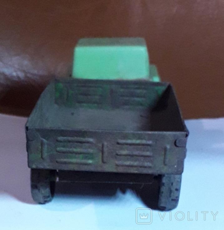 Машинка ГАЗ грузовая из СССР, фото №7