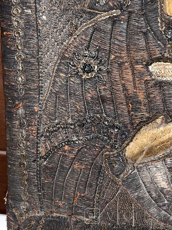 Икона шитьё, фото №5