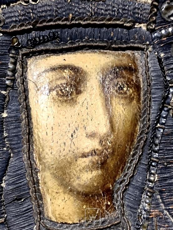 Икона шитьё, фото №9