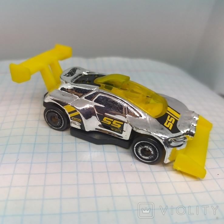 Машинка гоночная 2017 Mattel (12.20), фото №2