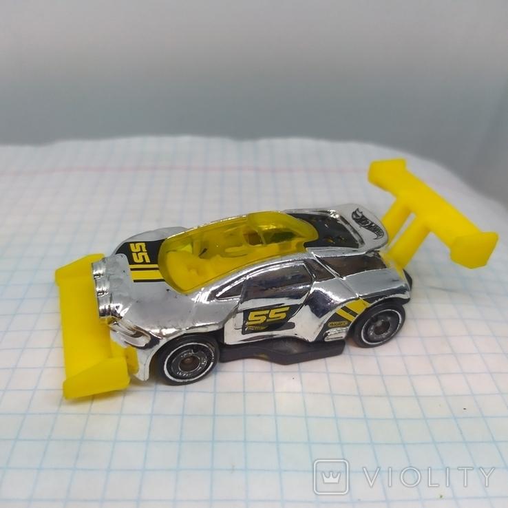 Машинка гоночная 2017 Mattel (12.20), фото №4