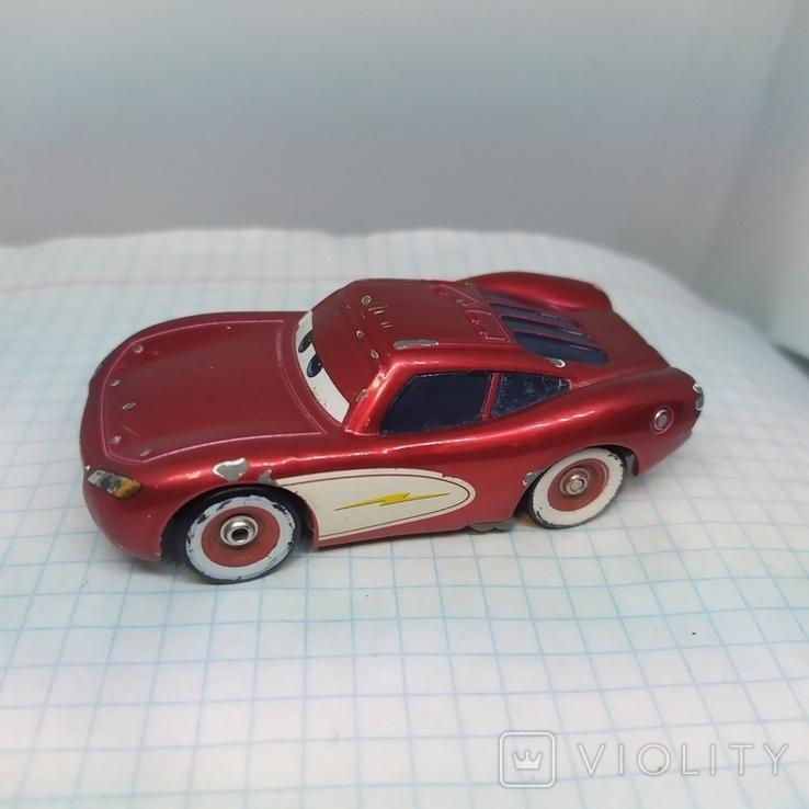Машинка Disney. Mattel  (12.20), фото №4