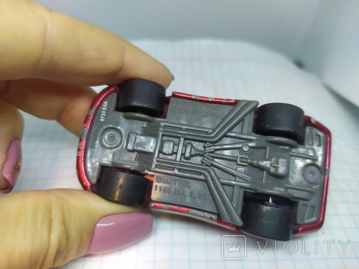 Машинка Disney. Mattel  (12.20), фото №8
