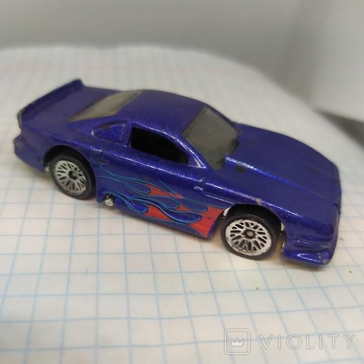 Машинка Mustang Cobra. 1997г  (12.20), фото №2