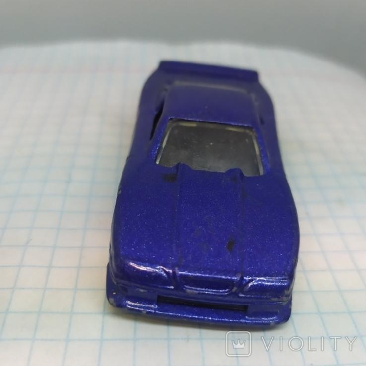 Машинка Mustang Cobra. 1997г  (12.20), фото №3