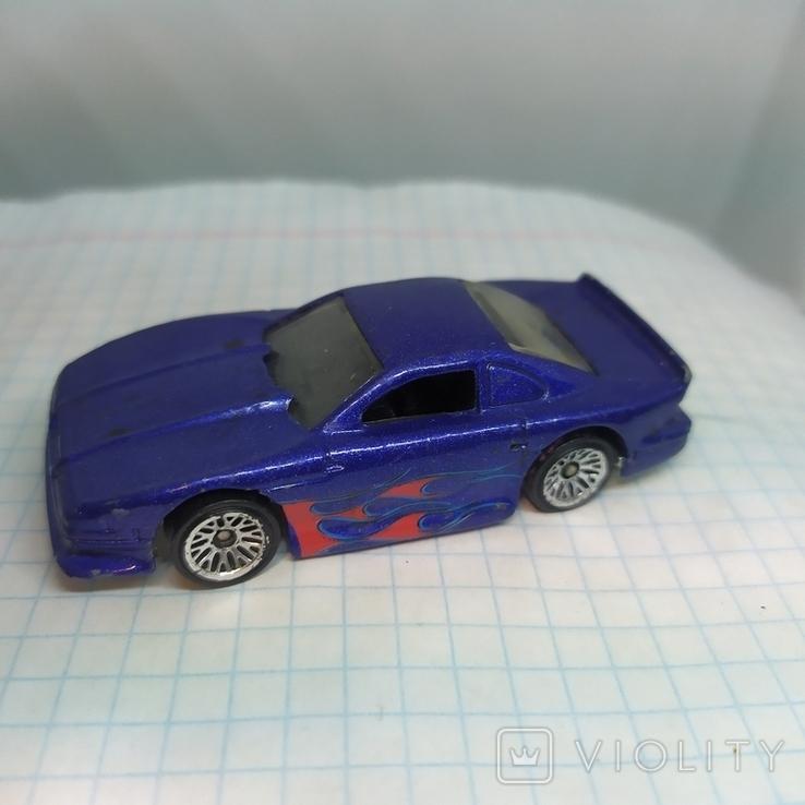 Машинка Mustang Cobra. 1997г  (12.20), фото №4