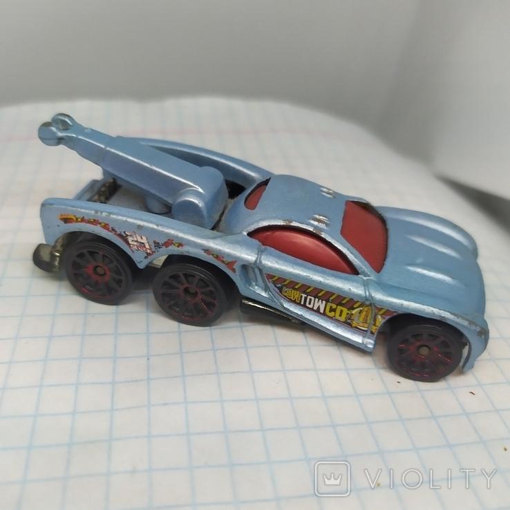 Машинка Mattel 1997  (12.20), фото №2