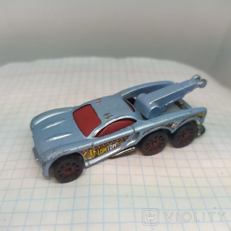 Машинка Mattel 1997  (12.20), фото №4