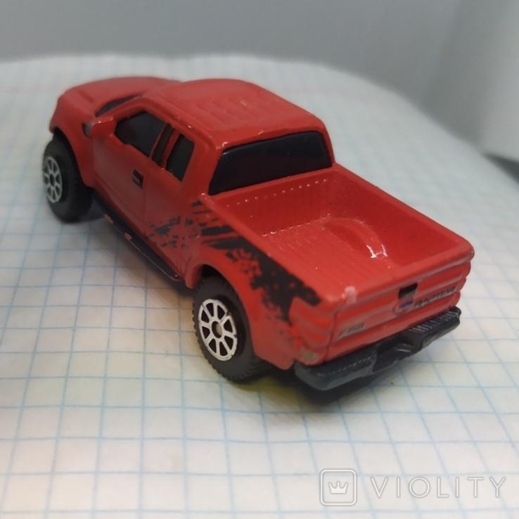 Машинка Ford F-150 SVT Raptor. Maisto  (12.20), фото №5