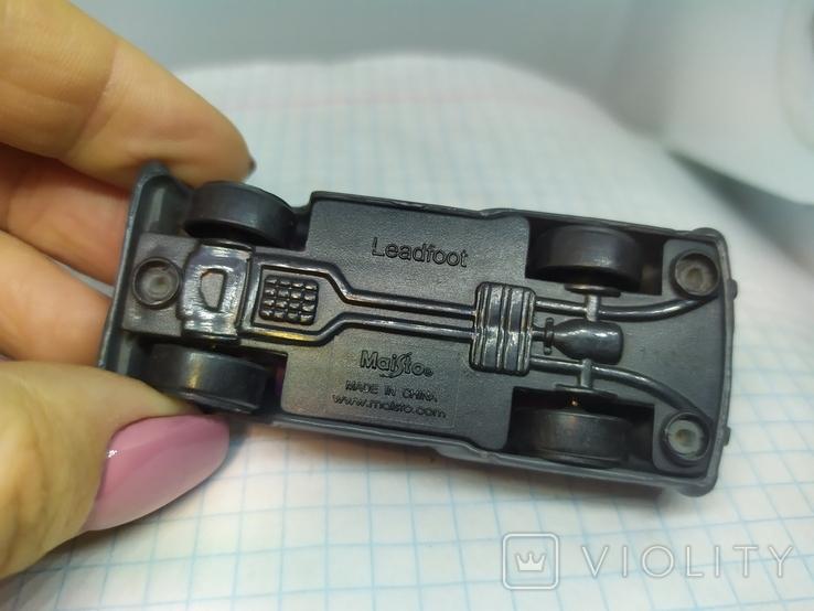 Машинка Leadfoot. Maisto  (12.20), фото №6