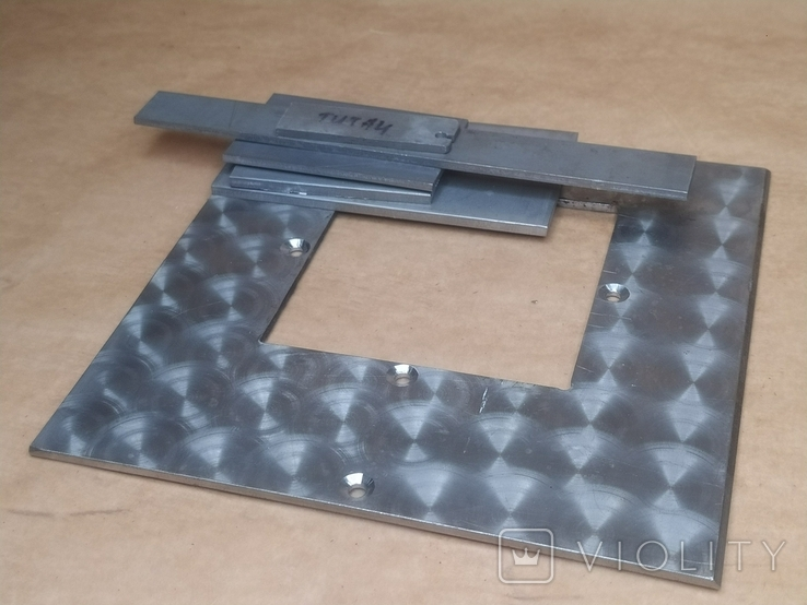 Титан 3мм 4 мм. пластины, фото №4