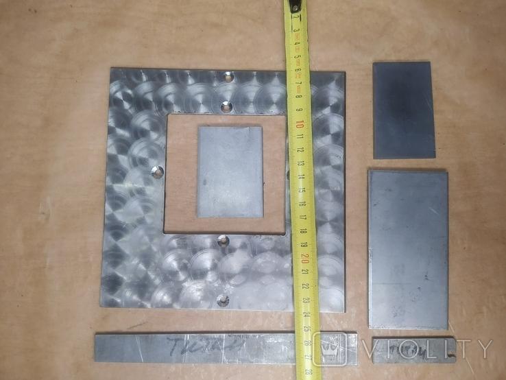 Титан 3мм 4 мм. пластины, фото №6