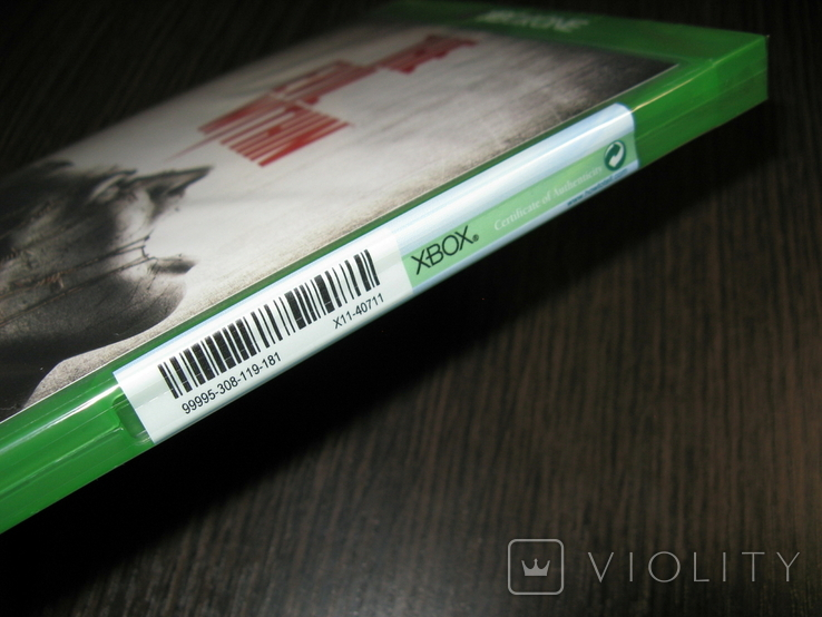 Xbox One диск новый, фото №3