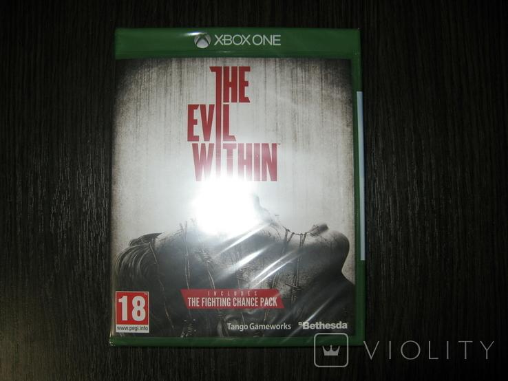 Xbox One диск новый, фото №4
