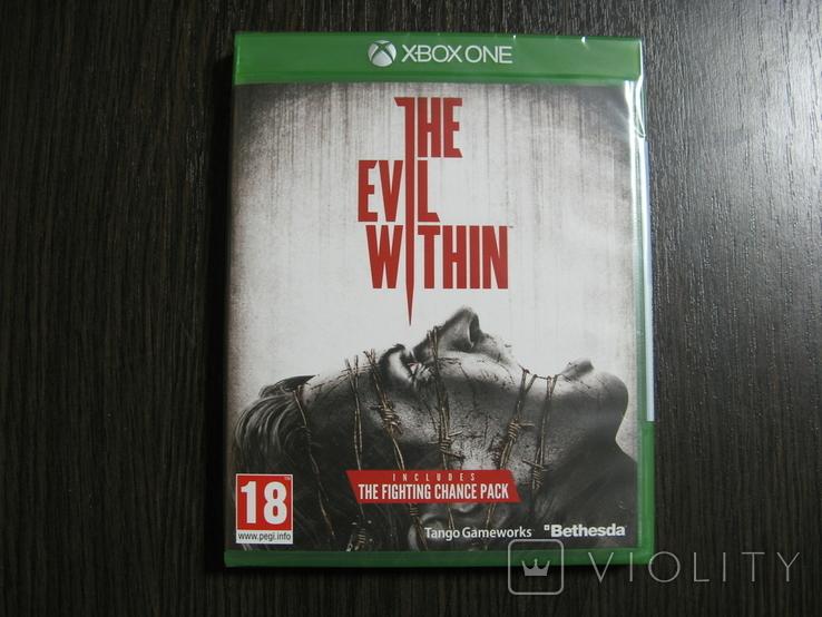 Xbox One диск новый, фото №2