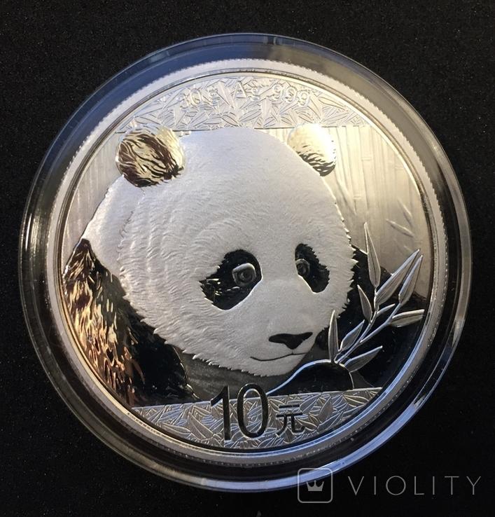 Панда Китай Chinese Panda 2018, фото №2