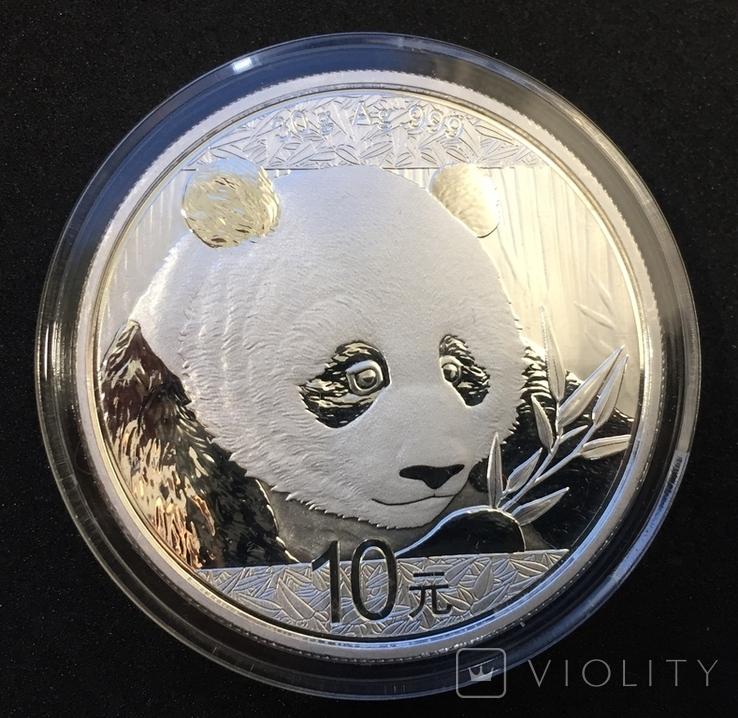 Панда Китай Chinese Panda 2018, фото №3