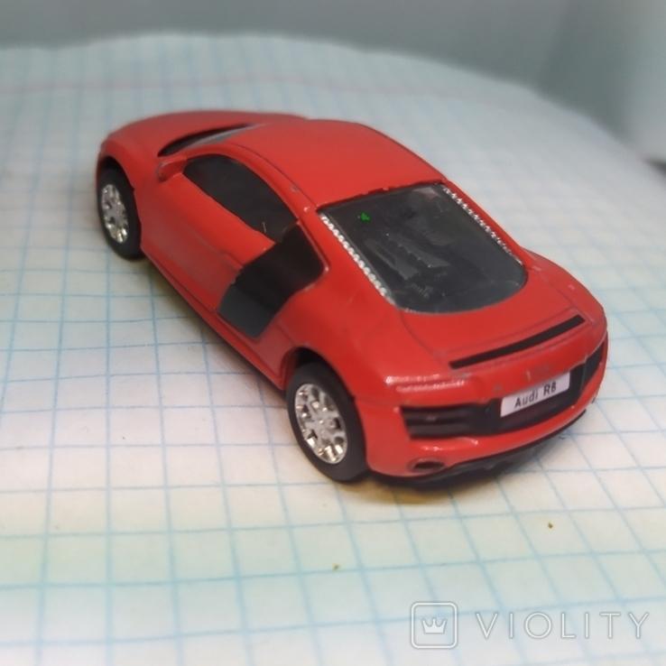 Машинка металл  (12.20), фото №5