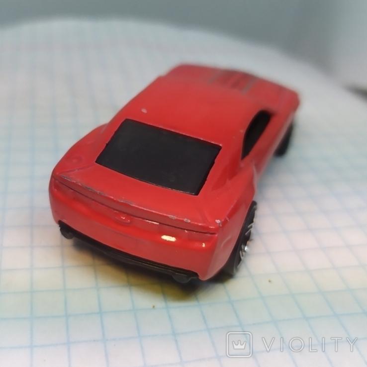 Машинка Chevy Camaro Concept  (12.20), фото №6