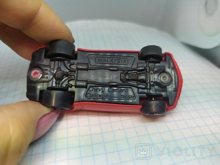 Машинка Chevy Camaro Concept  (12.20), фото №7