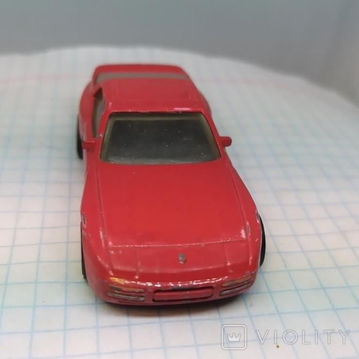 Машинка Porsche 944 Turbo. Mattel  (12.20), фото №3