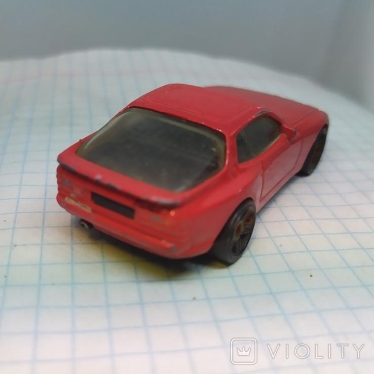 Машинка Porsche 944 Turbo. Mattel  (12.20), фото №6