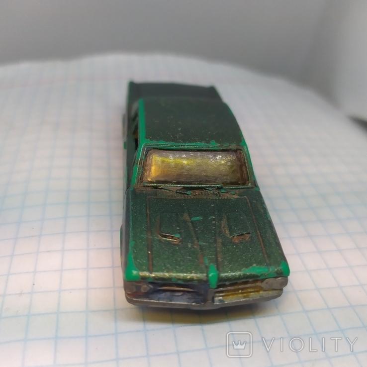 Машинка Pontisc GTO. 2005 Mattel  (12.20), фото №3